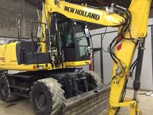 Used 2013 HOLLAND WE
