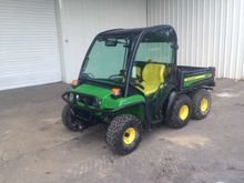 2013 JOHN DEERE Gator TH 6X4