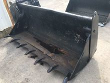 Used JCB 2200mm pour