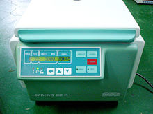 Hettich Mikro 22 R Refrigerated