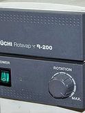 BUCHI Rotavapor R-200 & Heating