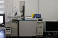 Agilent GCMS with PC 6890N