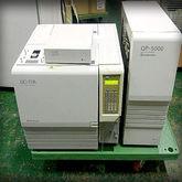 Shimadzu GC-17A and QP-5000 GCM