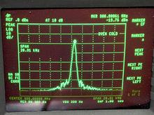 HP 8591E Spectrum Analyzer