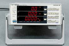 Yokogawa WT200 Digital Power Me
