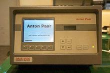 Anton Paar DMA 4500 Density Met