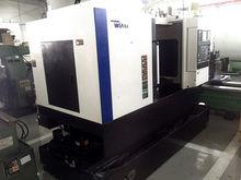 Hyundai WIA F400 CNC Machine (1