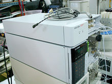 Shimadzu LC-20AD Pump, DGU-20A3