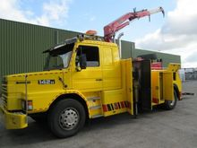 1984 Scania T 142 H