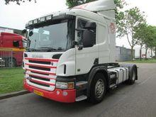 Used 2009 Scania P 4