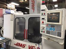 1995 Haas VF2 Wired 4th Very Cl