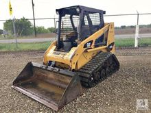 Caterpillar 247B 2 Multi Terrai