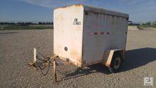 Clifton 8ft S/A Cargo Trailer N