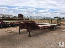 2010 Haul AS 35 Ton Lowboy Trai