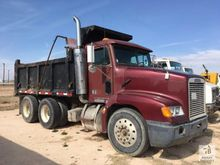 1996 Freightliner T/A Dump Truc