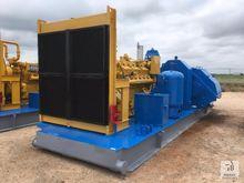 Oilwell A-850 PT Triplex Pump