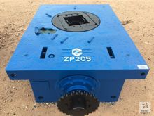 "ZP 205 Rotary Table 20 1/2"" x 5"