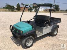 Club Car XRT1500 4x4 ATV [Yard
