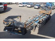 2006 STEELBRO Side loader  SB33