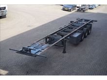 2005 Pacton Chassis 3-assig lif