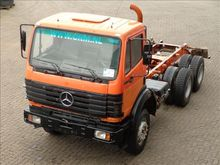 1994 Mercedes-Benz 2527 BB 6x4