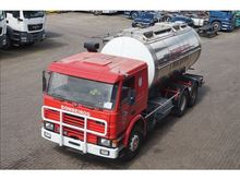 1987 Scania 112M RVS type 316 6