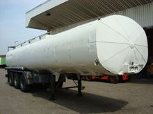1992 CALDAL Tank Fuel 3-assig