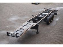 2006 Chereau Chassis 3- assig S