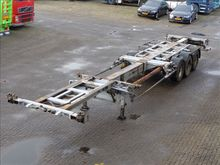 1994 Kromhout Container chassis