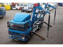 2000 DAF 75CF-250 20 ton 6X2 Si