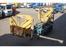 1972 KLAUS Side loader 20 TON 2
