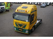 2008 Iveco Stralis 420 LOW DECK