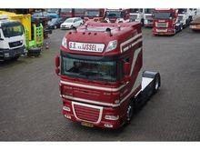 2008 DAF 105XF 460 4X2 euro5 AD