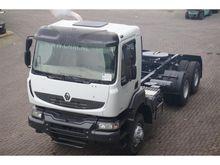 2011 Renault Kerax 34.380DXI 6x