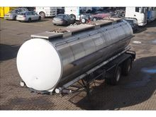 1968 Burg Tank 24.000 LTR 2-ass