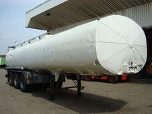 1992 CALDAL Tank Fuel 3-assig