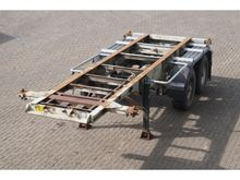 1989 Netam Container chassis 2-