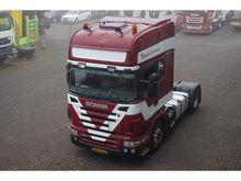 2008 Scania R 420 ADR 4x2 euro5