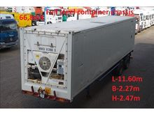 2000 MAERSK Thermo King MP-3000