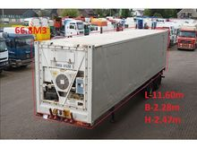2001 MAERSK Thermo king MP-3000