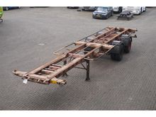 1971 Pacton Container chassis 2