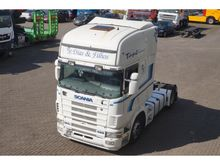 2003 Scania 124L 420 Manual/Ret