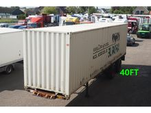 2010 A.N.C Zeecontainer 40ft HC