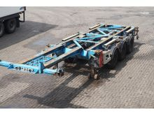 2007 Van Hool Container chassis