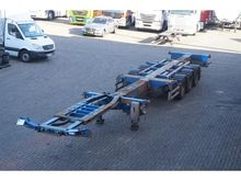 2008 Pacton Container chassis 2