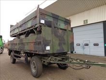 Used 1991 PRITSCHE O