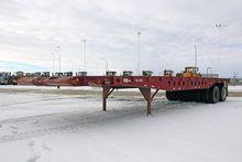 1997 GERRYS 40' 16 Wheel Float