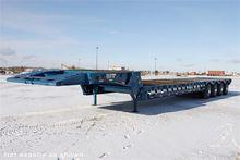 2013 MATRIXX 60 Ton 4-Axle Low-