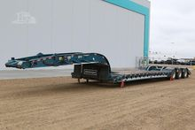 2014 DELOUPE 55 Ton Tri-Axle RG