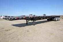 """2015 DORSEY 53' Flat Deck""""Steel"""